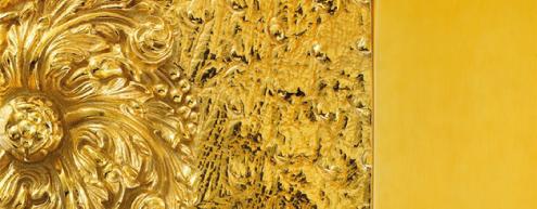 PVO - Polished Varnished Gold Colour